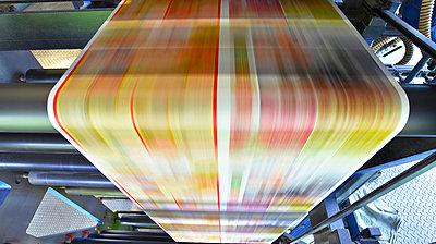 Printing machine in a printing shop - p300m1068899f by lyzs