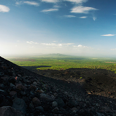 Cerro Negro, Vulkan Nicaragua - p844m880742 von Markus Renner