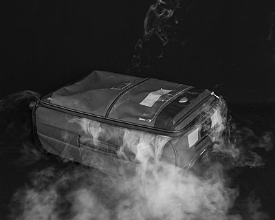 Suitcase - p1177m965845 by Philip Frowein