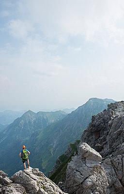 Nebelhorn, Bayern - p427m1072739 von R. Mohr