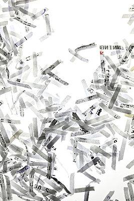 Scrap of paper - p450m814993 by Hanka Steidle