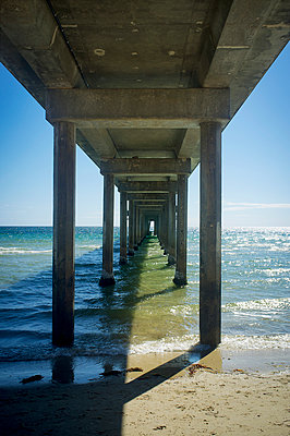 Under the Pier - p1125m1042671 by jonlove