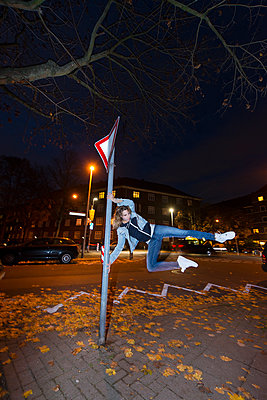 Street name - p427m1110700 by Ralf Mohr