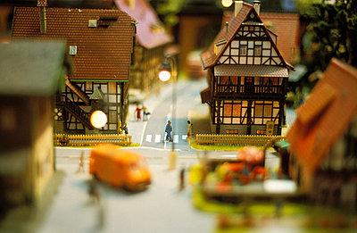 Miniaturlandschaft - p2370038 von Thordis Rüggeberg