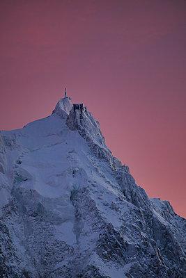Aiguille du Midi - p1553m2142515 von matthieu grospiron