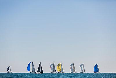Regatta - p1150m2126792 von Elise Ortiou Campion