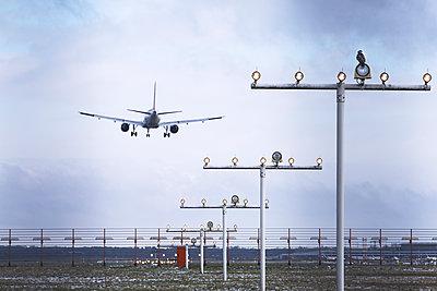 Flughafen Hamburg - p1222m1528696 von Jérome Gerull
