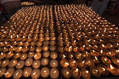 Bodnath Tempel - p1243m1526439 von Archer