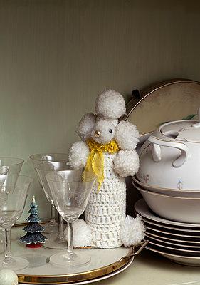 Kitchen furniture - p1279m1092398 by Ulrike Piringer