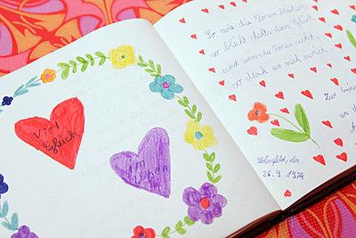Poesie - p1650427 von Andrea Schoenrock