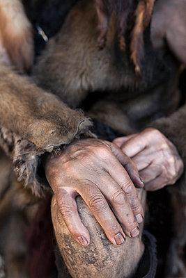 Neandertaler - p361m901302 von Ute Behrend
