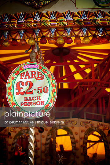 Fairground Fare - p1248m1169574 by miguel sobreira