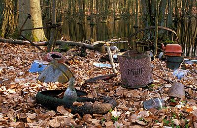 Schrott in der Natur - p0890012 von Gerd Olma