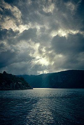Norwegen - p959m1170792 von Appold
