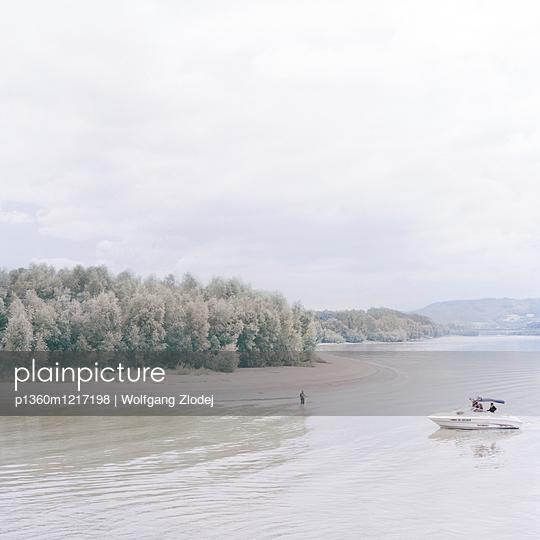 Donau - p1360m1217198 von Wolfgang Zlodej