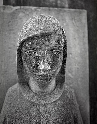 Stone statue - p8850276 by Oliver Brenneisen