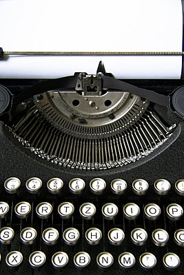 Nostalgie Schriftsteller - p4150111 von Tanja Luther