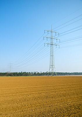 Landscape agriculture, Hesse, Germany - p1132m1032479 by Mischa Keijser