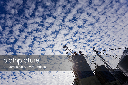 Grain Storage Containers - p1100m2090920 by Mint Images
