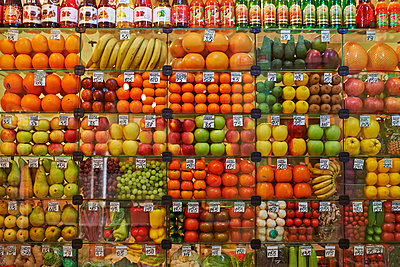 Fruits and vegetables - p390m892008 by Frank Herfort