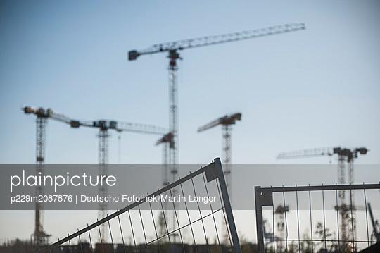 Urban development - p229m2087876 by Martin Langer