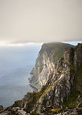 Ausblick auf den Lofoten - p1124m1165682 von Willing-Holtz