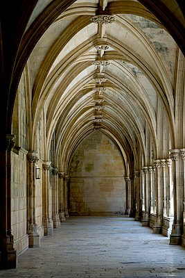 Portugal, Batalha Monastery - p451m932636 by Anja Weber-Decker