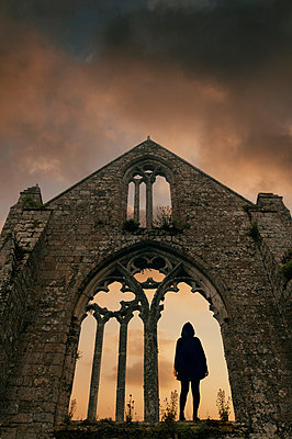 Abbaye de Beauport - p470m2185029 by Ingrid Michel