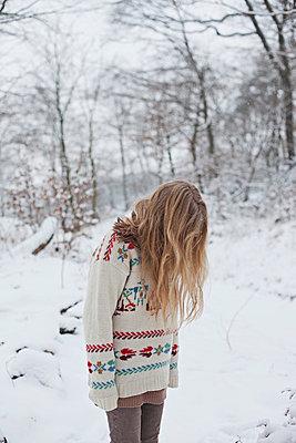 Winter - p586m755645 von Kniel Synnatzschke