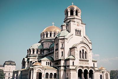 Alexander Newski cathedral - p795m1445897 by Janklein