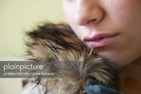 Fake fur - p1066m1091165 by Ulrike Schacht