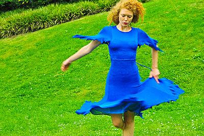 Tanzen im Park - p6170062 von patrikiou