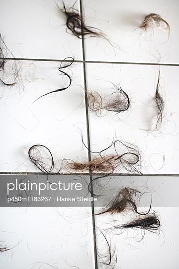 Haare schneiden    - p450m1183267 von Hanka Steidle