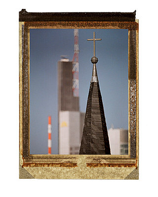 Skyline Frankfurt - p4170083 von Pat Meise