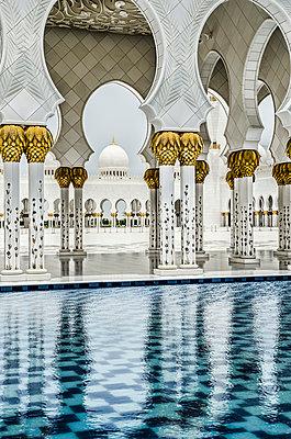 Scheich Zayed Moschee - p794m924131 von Mohamad Itani
