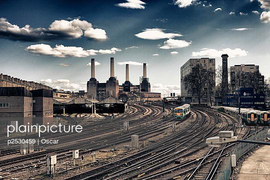 Battersea Powerstation - p2530459 von Oscar