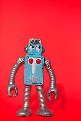 Roboter - p045m1591457 von Jasmin Sander