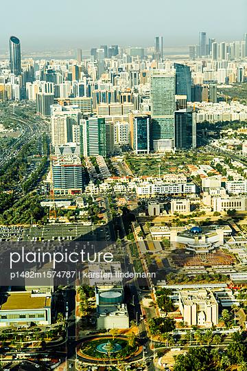Abu Dhabi - p1482m1574787 von karsten lindemann