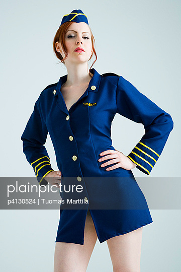 Stewardess - p4130524 by Tuomas Marttila