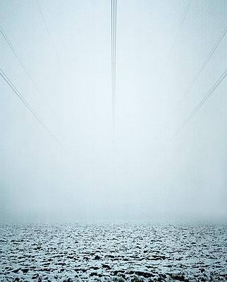 High-tension lines - p1132m1020451 by Mischa Keijser