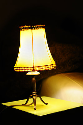 Bedside lamp - p1190m2038565 by Sarah Eick
