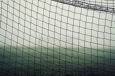 Fußballtor - p992m944804 von Carmen Spitznagel