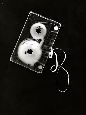 Audio tape - p1137m1122782 by Yann Grancher