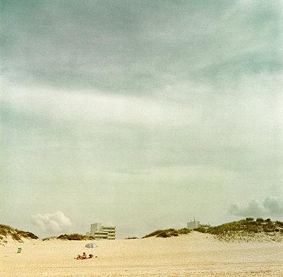 Beach in Portugal - p1190m1193665 by Sarah Eick