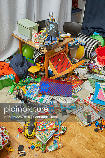 Child's room - p250m2257819 by Christian Diehl