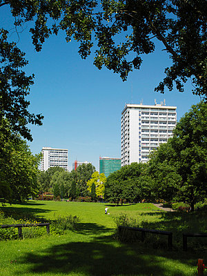 Westminster CC Citywest Homes Warwick High Rise, Westminster, London - p8551257 by Diane Auckland