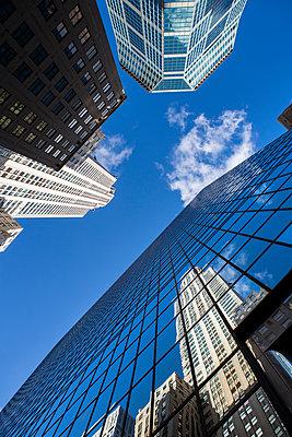 Blick auf das Chrysler Building - p1057m1466835 von Stephen Shepherd
