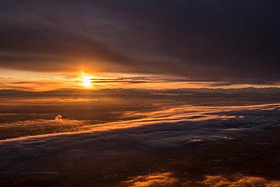 Sonnenaufgang - p1243m1516587 von Archer