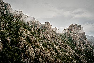Rocky landscape, Calanche - p850m2081990 by FRABO