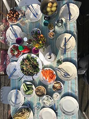 Swedish Brunch  - p1635m2237746 by Amanda Witt